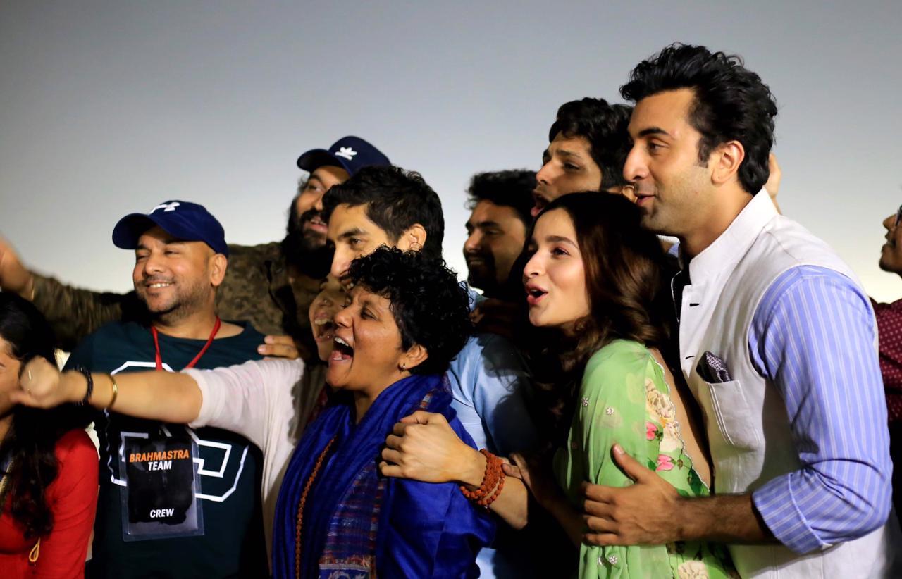 Ranbir Kapoor ALia Bhatt