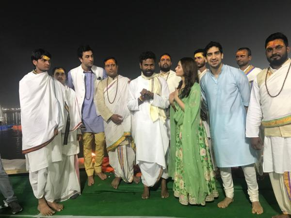 Ranbir Kapoor Alia Bhatt Ayaan Mukherjee