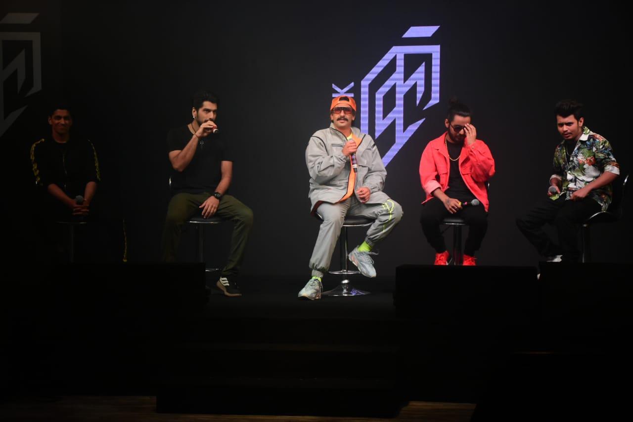 Ranveer Singh Incink launch 12