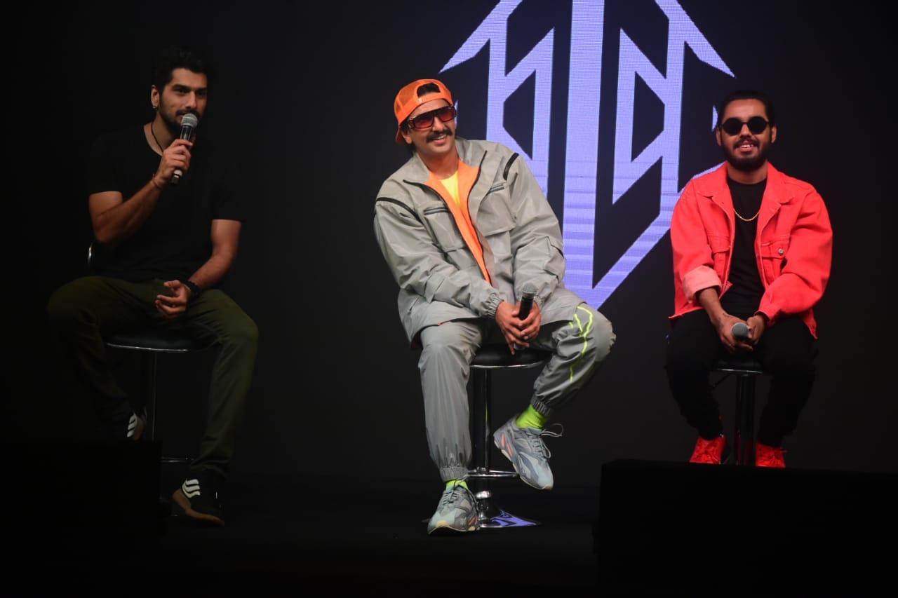 Ranveer Singh Incink launch 14