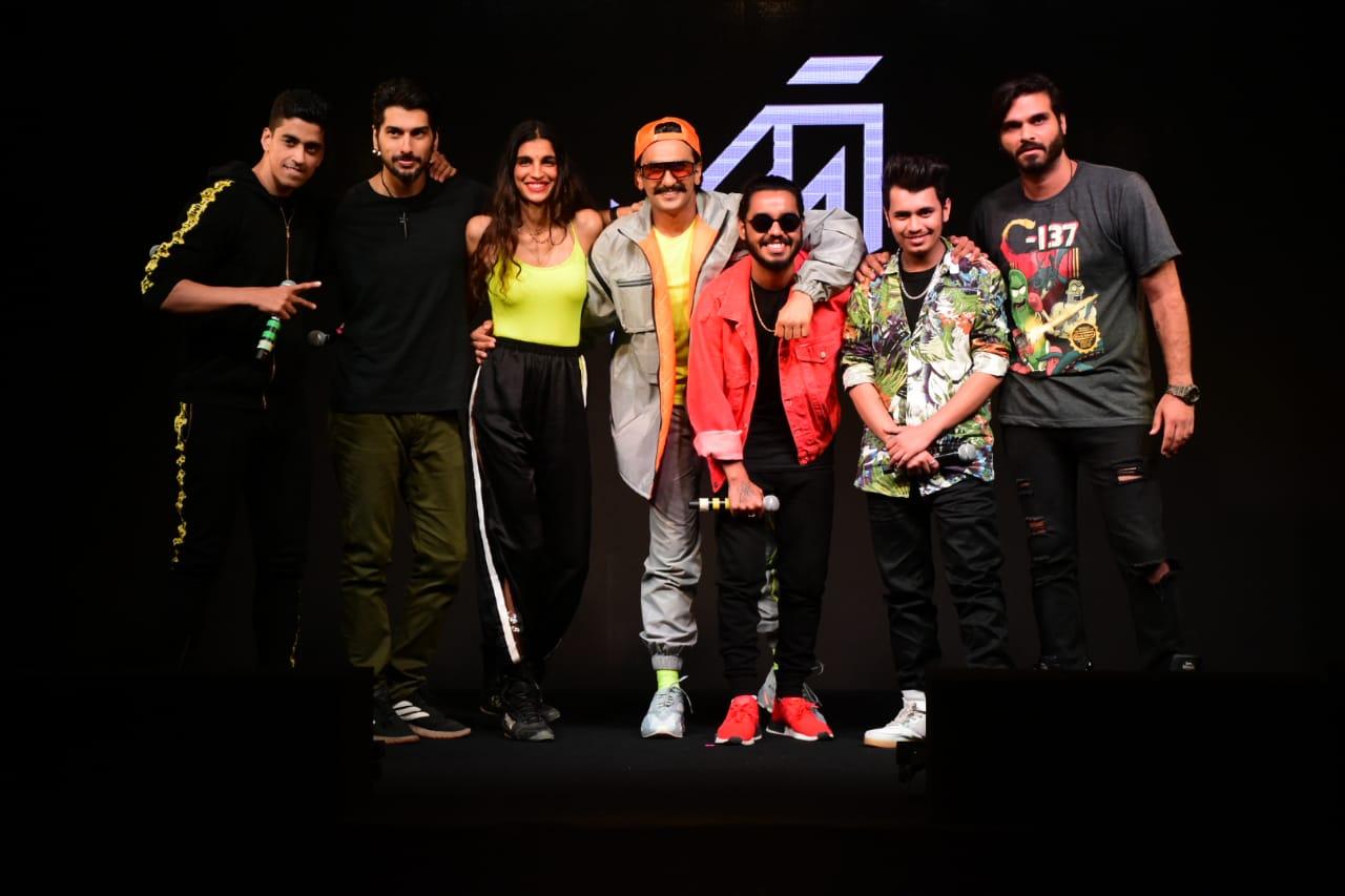 Ranveer Singh Incink launch 9