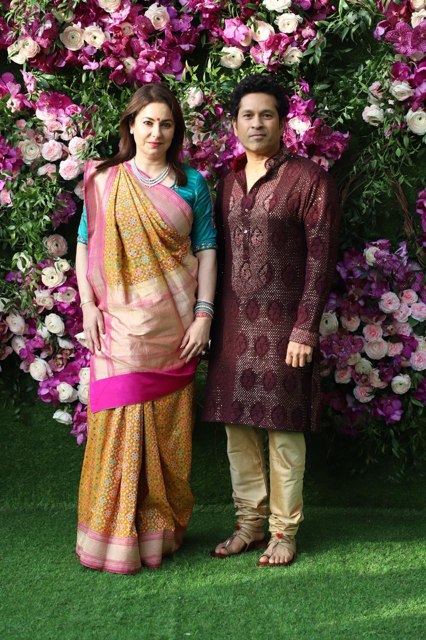 Sachin Tendulkar Anjali