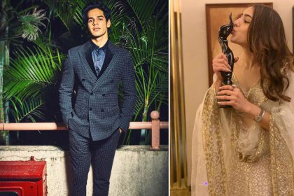 Sara Ali Khan and Ishaan Khatter win Best Debut Awards Filmfare Awards 2019