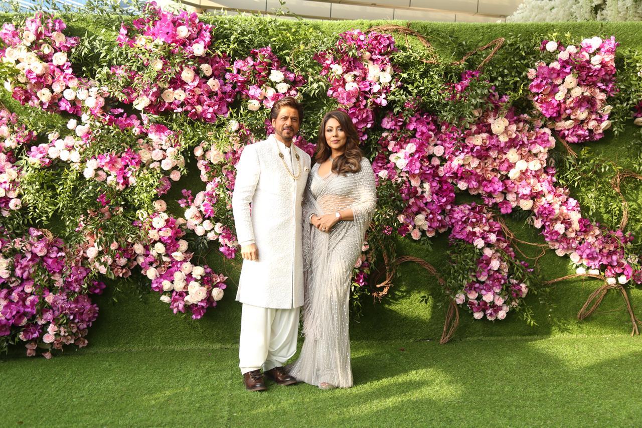 Shah Rukh Khan Gauri Khan