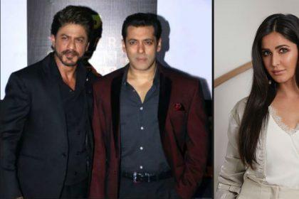 Shah Rukh Khan Salman Khan Katrina Kaif Urdu language Modi govt