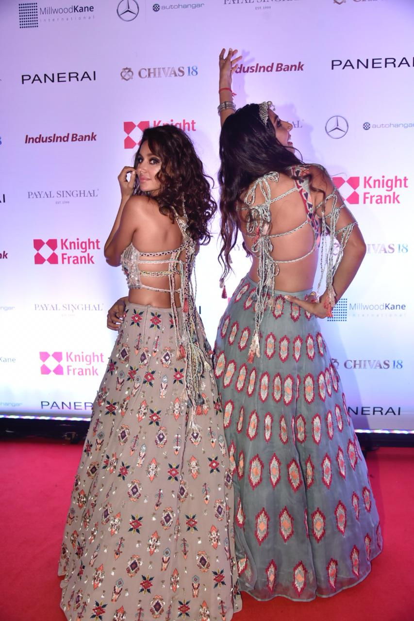 Shibani dandekar Or Payal Singhal
