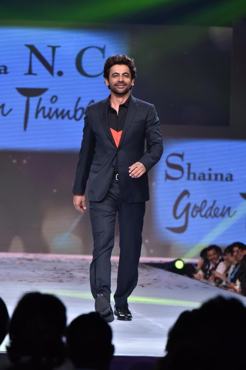 Sunil Grover Shina NC