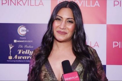 TV Actress Surbhi Chandna Pinkvilla Jhacaaash live game show on Facebook
