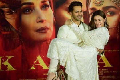 Varun Dawan And Aliya Bhatt