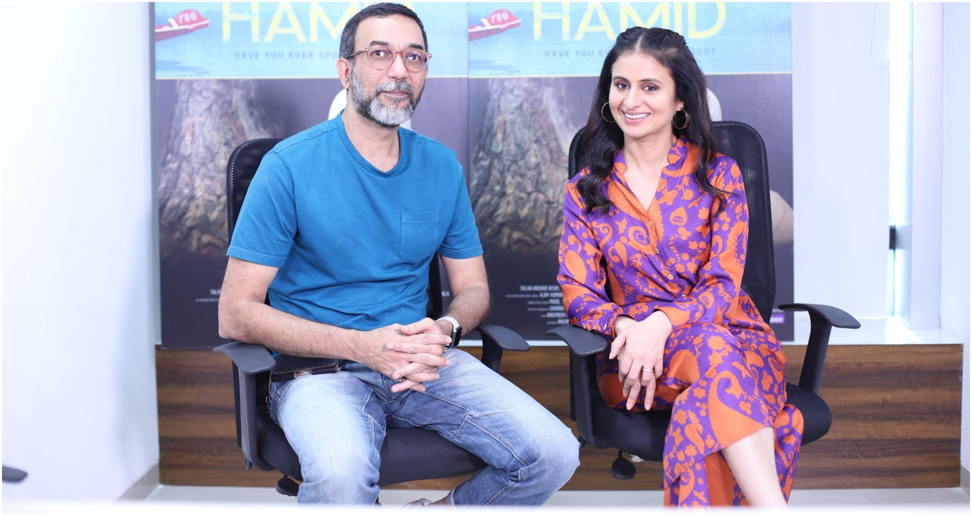 एक्सक्लूसिव इंटरव्यू: एजाज खान कोऐसे मिली हामिद की नींव, रसिका दुग्गल के लिए मुश्किल था फिल्म का चयन