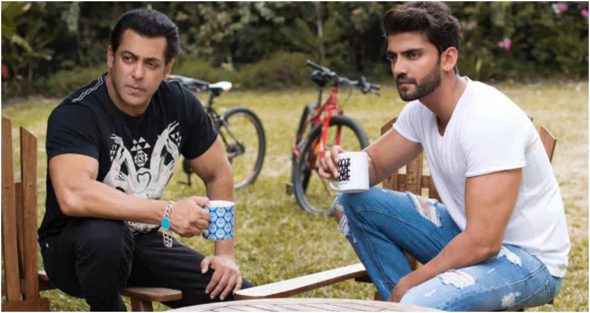 जहीर इकबालएक्सक्लूसिव: सलमान खान ने जब मुझे पहली बार देखा तो उनको लगा कि मैं नशे में हूं!