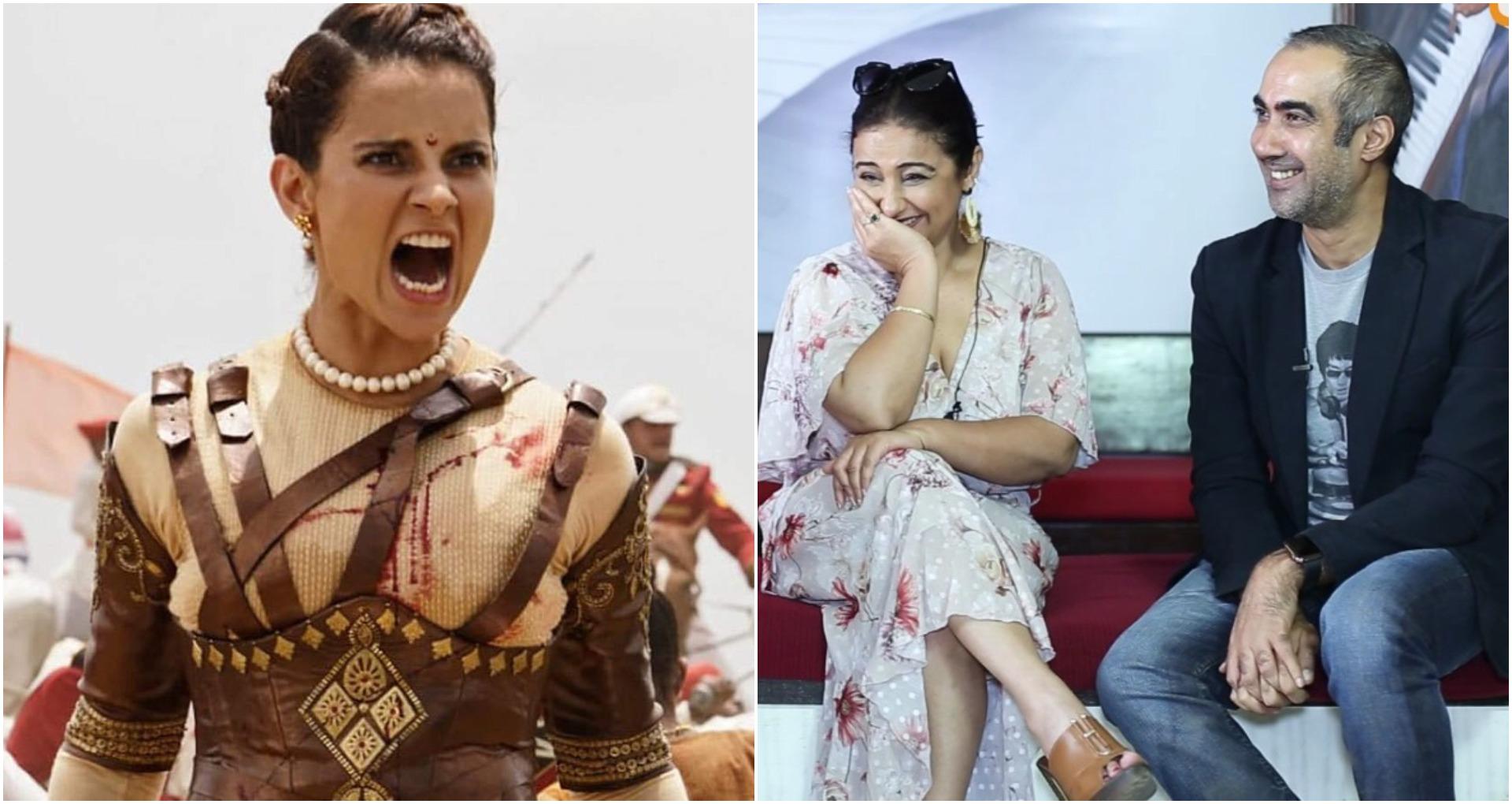 एक्सक्लूसिव: मणिकर्णिका अभिनेत्री कंगना रनौत ने ली 24 करोड़ फीस तो जोर से हंस पड़े दिव्या दत्ता और रणवीर शोरी
