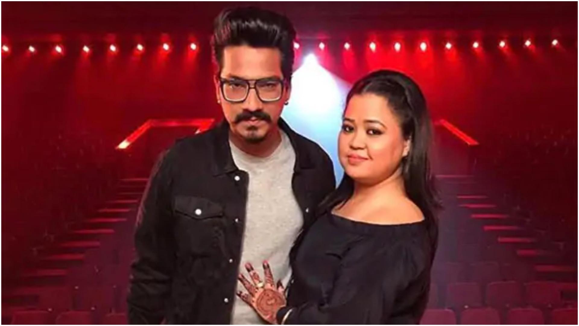 एक्सक्लूसिव: भारती सिंह के पति हर्ष ने बनवाया विकास गुप्ता के नाम का टैटू, ऐसा था उनका रिएक्शन