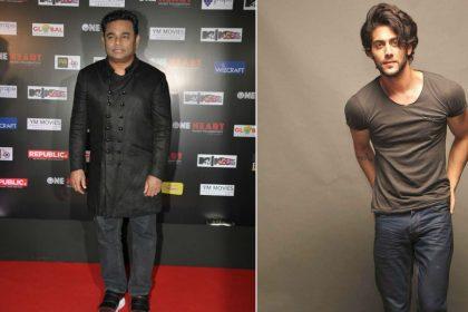 AR Rahman introduces Ehan Bhat
