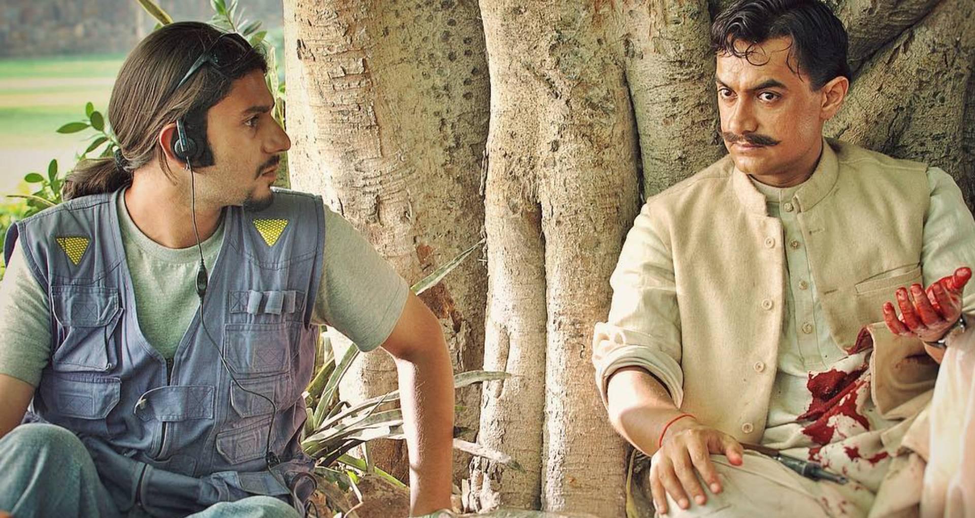 आमिर खान ने शेयर की 'मेड इन हेवन' एक्टर की फोटो, बताया फिल्म रंग दे बसंती से ये था कनेक्शन