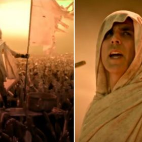 Ali Ali Song Blank film Akshay Kumar Karan Kapadia debut film