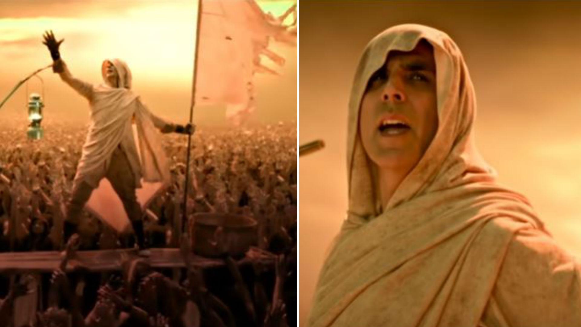 करण कपाड़िया की फिल्म ब्लैंक का गाना अली अली लॉन्च, दमदार अंदाज में दिखे अक्षय कुमार