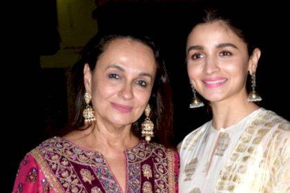 Alia Bhatt with SinRaZDAN