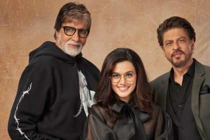 Amitabh Bachchan demands bonus from Shah Rukh Khan for Badla film Taapsee Pannu