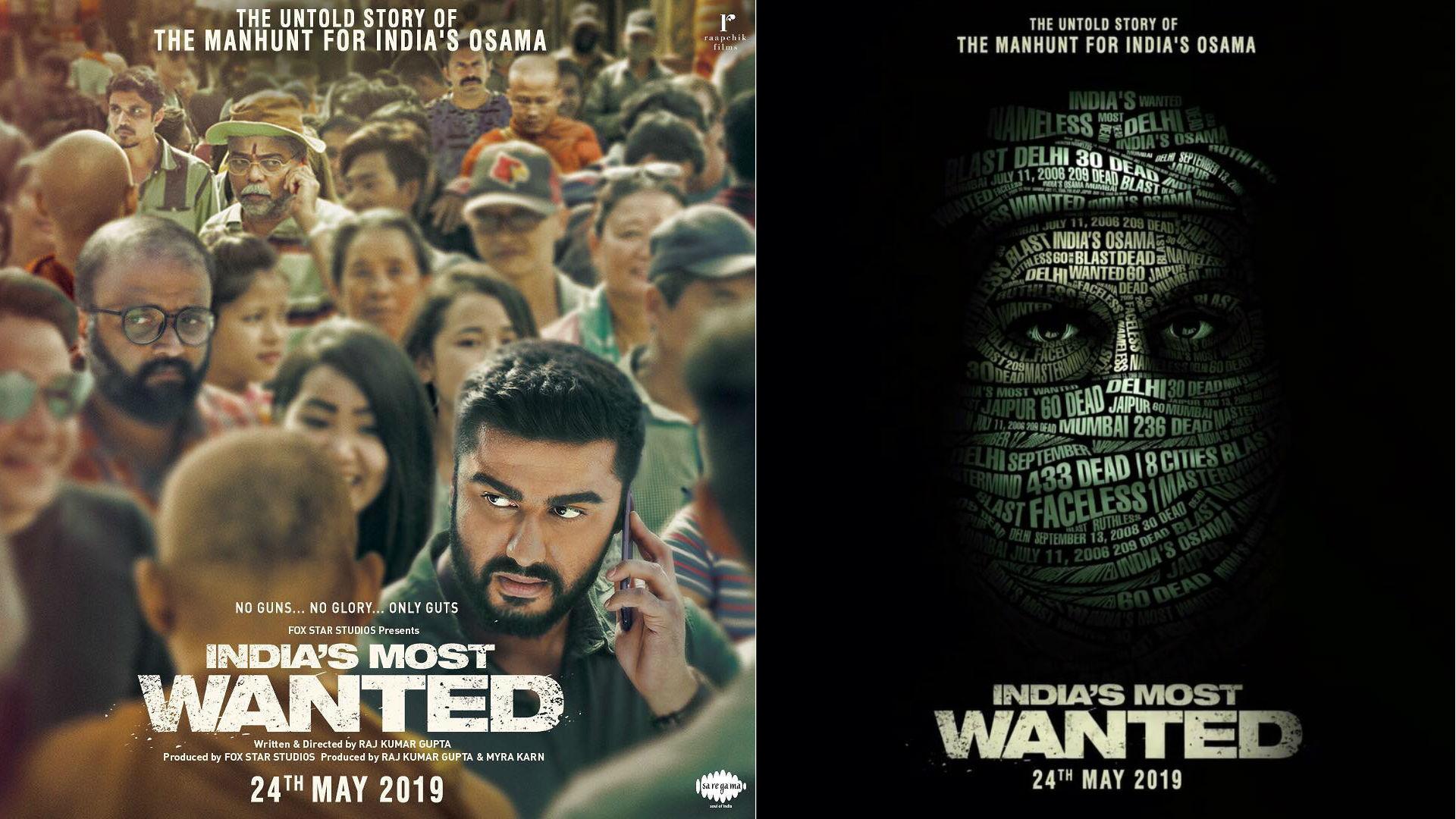 अर्जुन कपूर की फिल्म इंडियाज मोस्ट वांटेड का दमदार टीजर रिलीज, भारत के 'ओसामा' को पकड़ेंगे ये 5 लोग