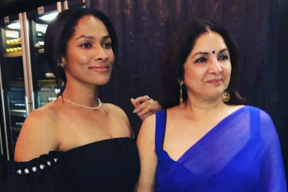Bollywood actress Neena Gupta says when daughter Masaba Gupta born she only had Rs 2000