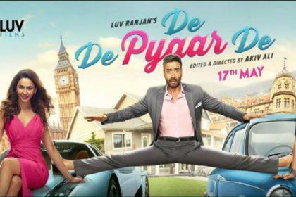 De De Pyaar De film Ajay Devgn Tabu Rakul Preet Singh
