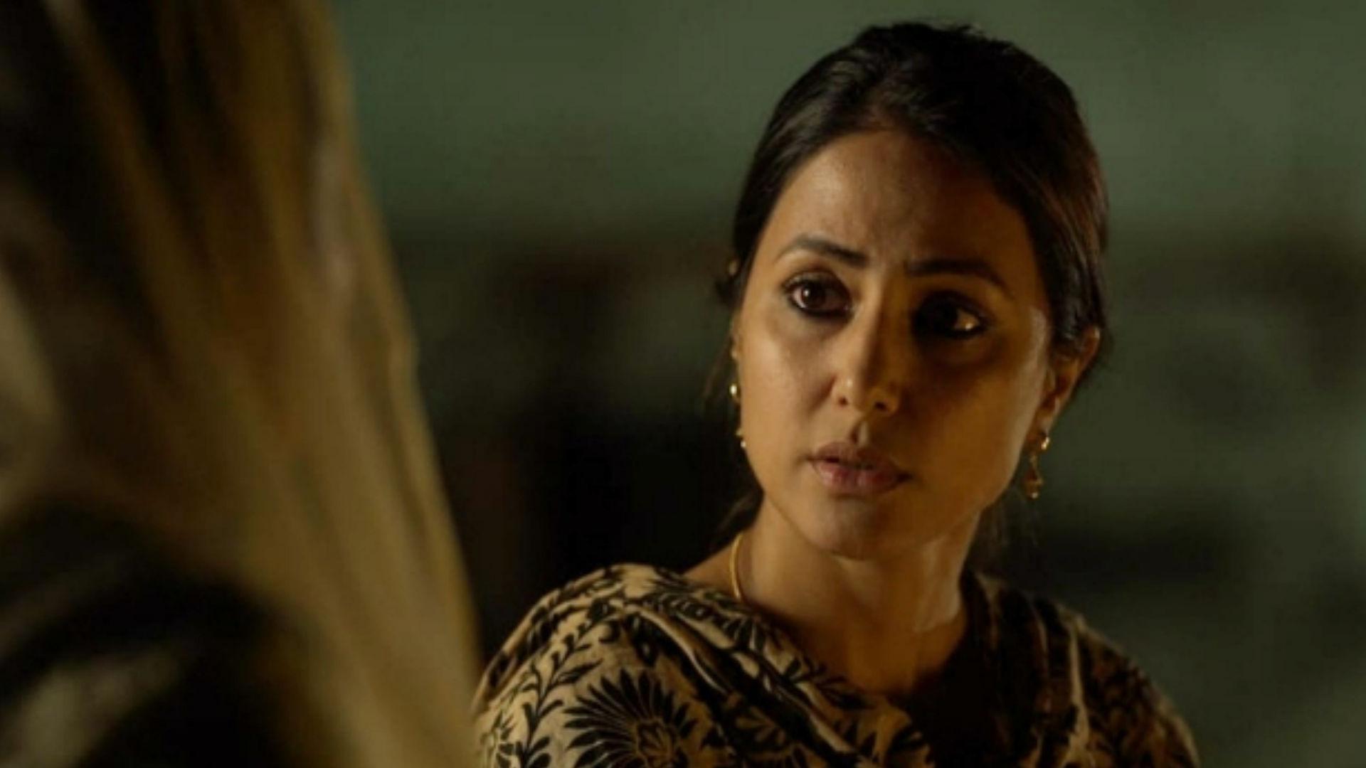 हिना खान की डेब्यू फिल्म लाइन्स का पहला लुक कान्स फिल्म फेस्टिवल में होगा जारी, रेड कारपेट पर आएंगी नजर