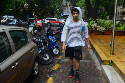 Ishaan Khattar Bike Towed No Parking