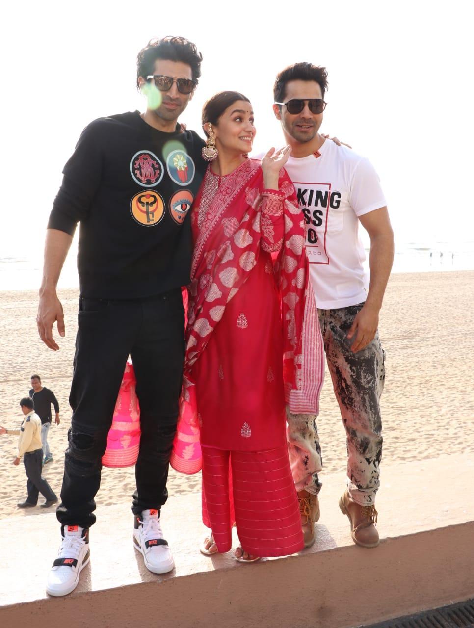 Kalank Varun Dhawan Alia bhatt ADitya Roy Kapoor 2