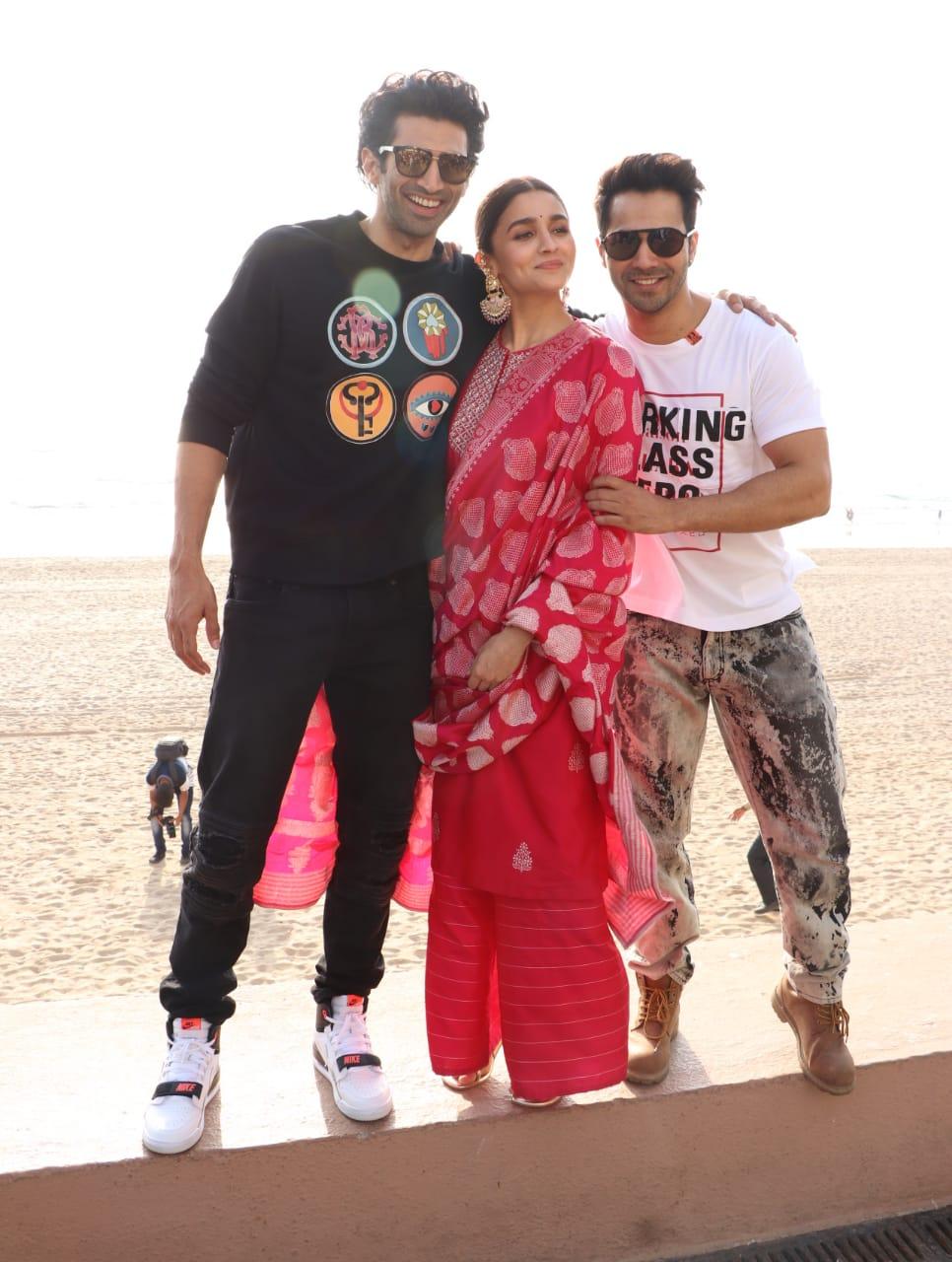Kalank Varun Dhawan Alia bhatt ADitya Roy Kapoor 3