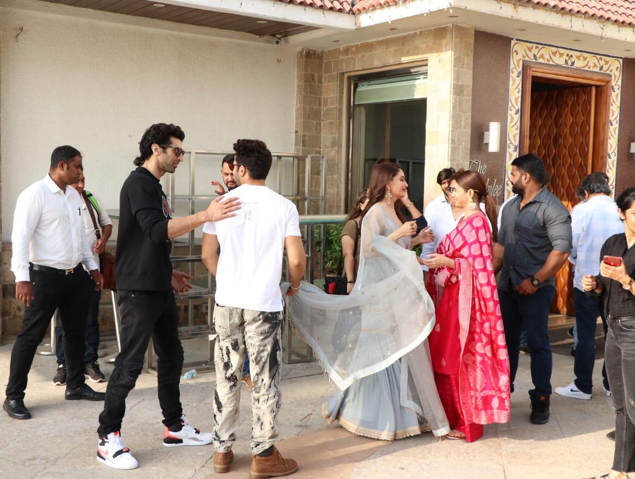 Kalank Varun Dhawan Alia bhatt ADitya Roy Kapoor Fun
