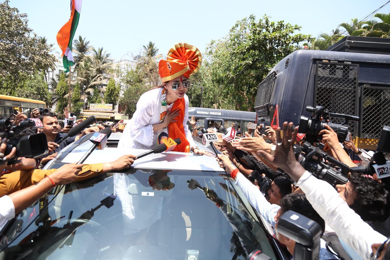 Lok Sabha Election 2019 Priya Dutt