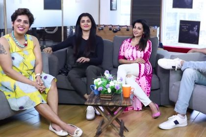 Laxmi R Iyer, Richa Soni, Flora Saini And Sudhanshu Pandey
