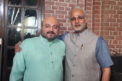 Manoj Joshi And Vivek Oberoi