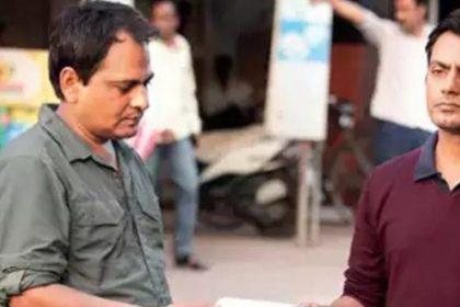 Shams Siddqui And Nawazuddin Siddiqui