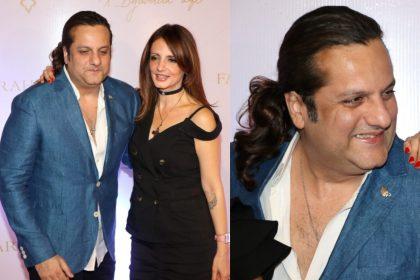Fardeen Khan And Sussanne Khan
