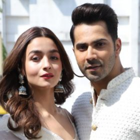 kalank movie promotion