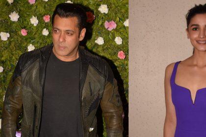 Salman Khan And Alia Bhatt