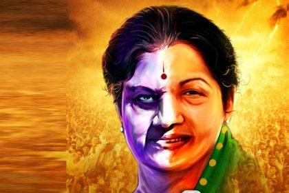 Jayalalithaa Biopic Movie