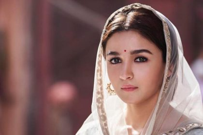 Alia Bhatt In Kalank Movie