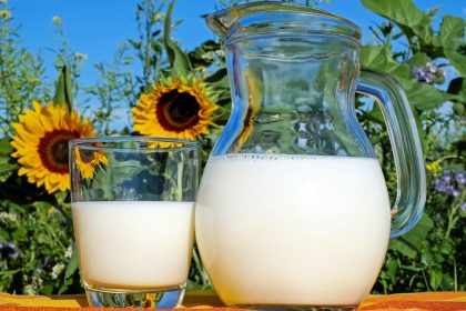 Milk Beauty Benefits