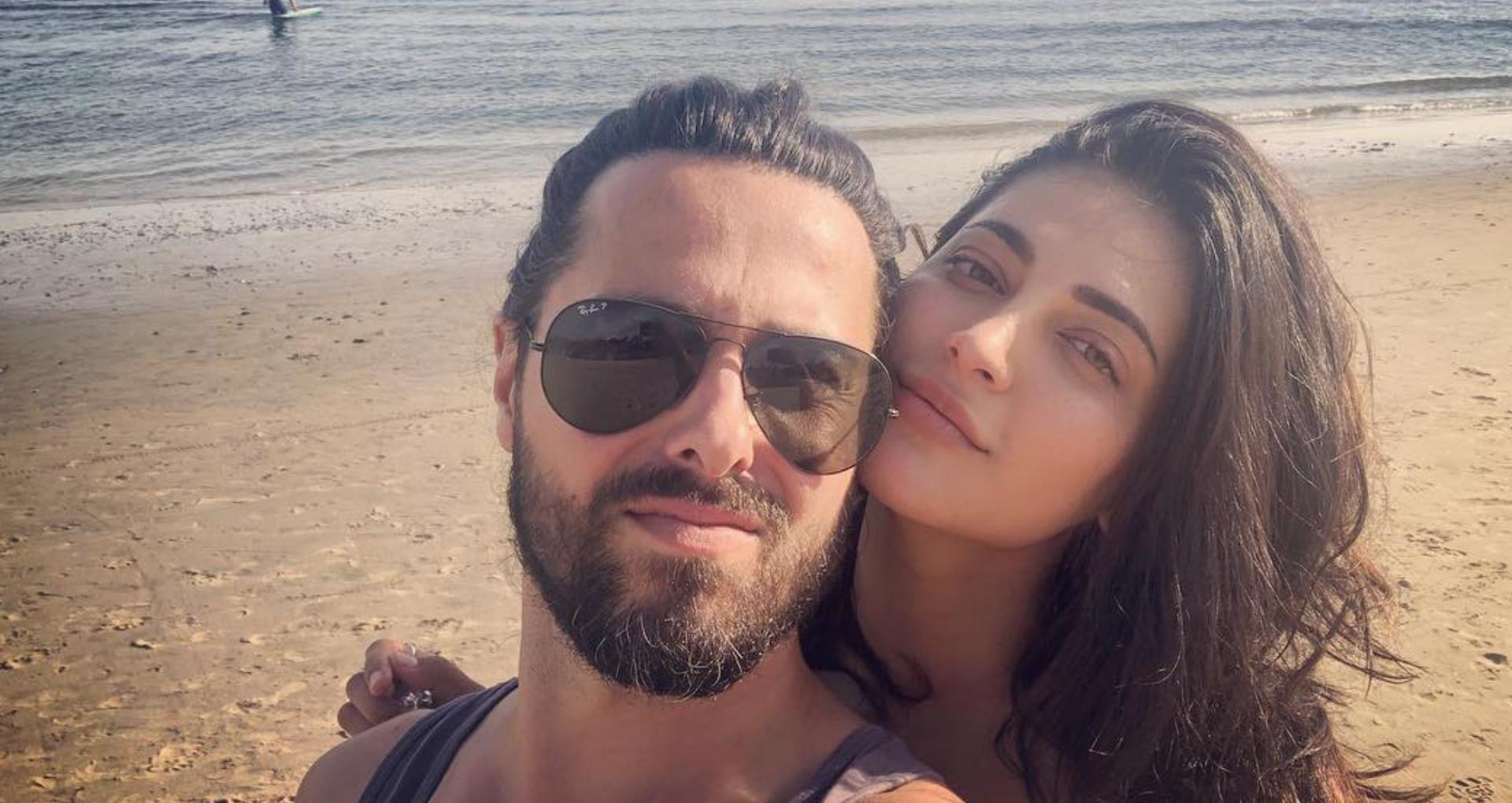 श्रुति हसन ब्वॉयफ्रेंड माइकल कोर्सेले से कब रचाएंगी शादी, जानिए फिल्म एक्ट्रेस का जवाब