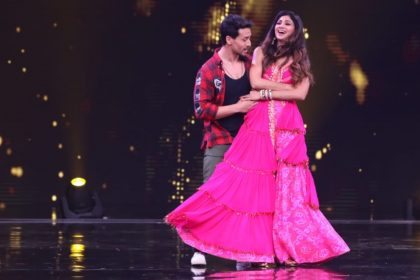 Tiger Shroff And Shilpa Shetty