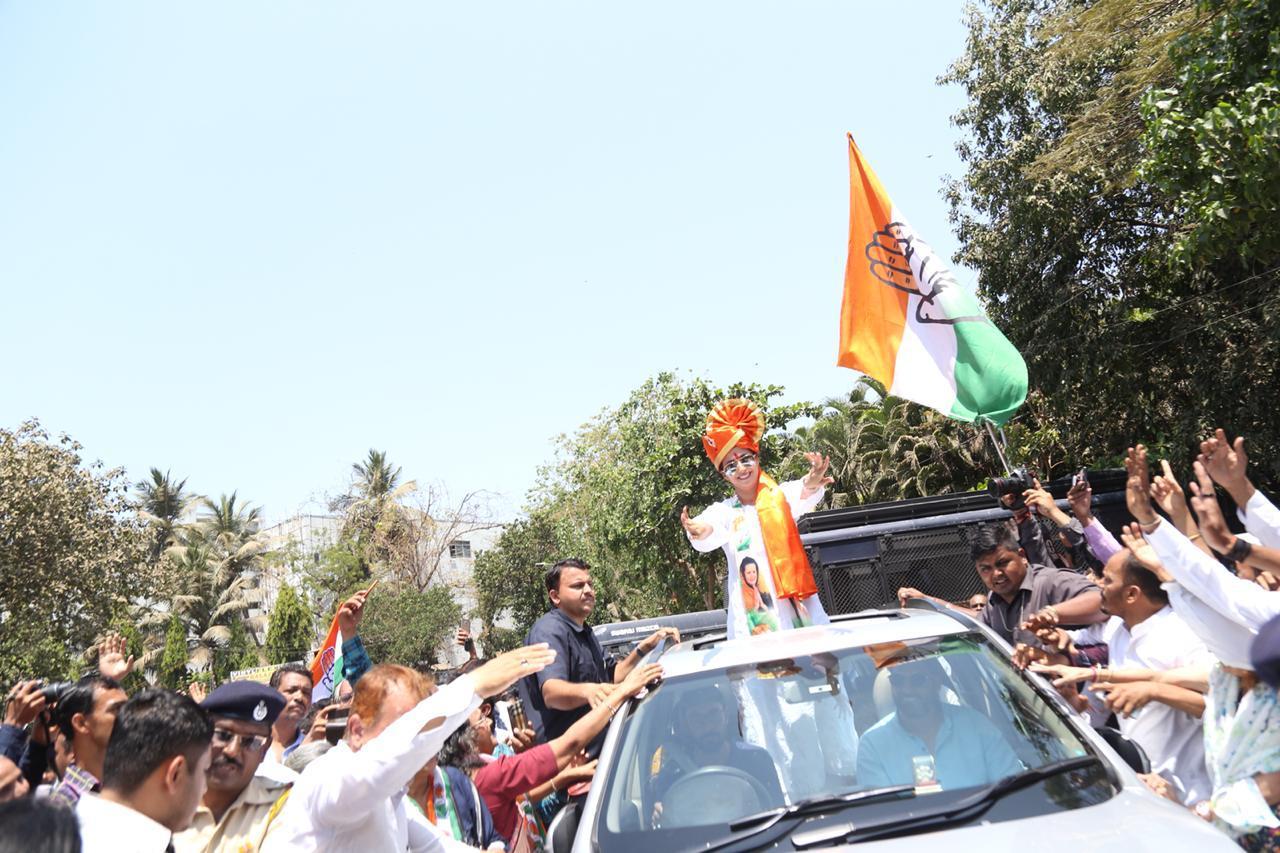 Priya Dutt Lok Sabha Election 2019 3