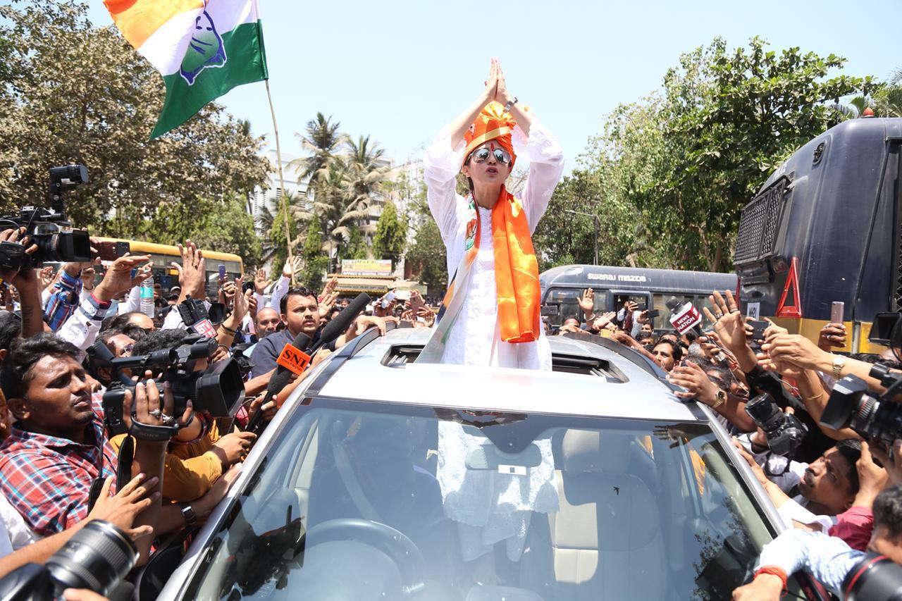 Priya Dutt Lok Sabha Election 2019