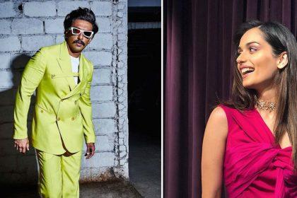 Ranveer Singh Manushi Chhillar in YRF next film