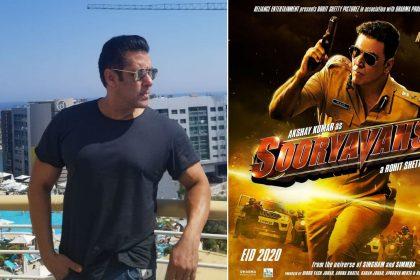 Salman Khan Alia Bhatt Inshallah clash Akshay Kumar Katrina Kaif Sooryavanshi Eid 2020