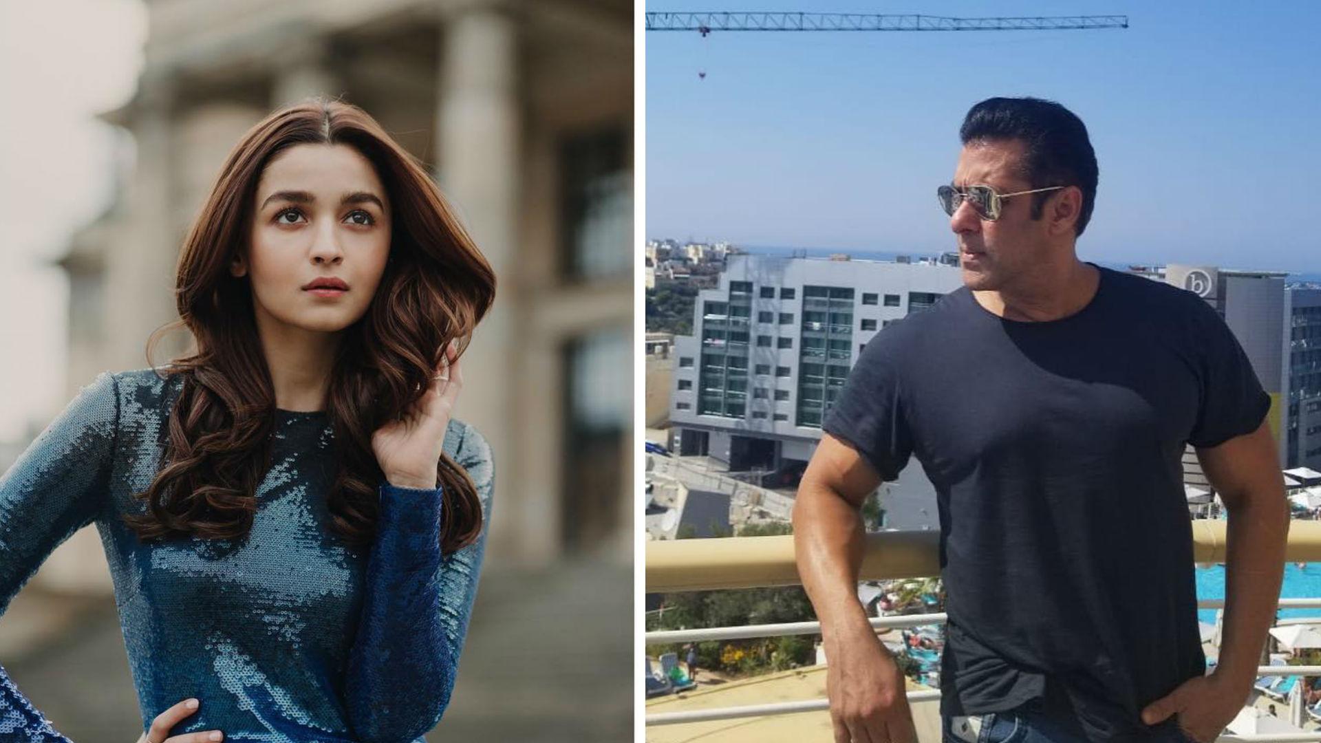 इंशाअल्लाह में सलमान खान-आलिया भट्ट के रोल का खुलासा, फिल्म में यूं होगा बेमेल जोड़ी का मेल