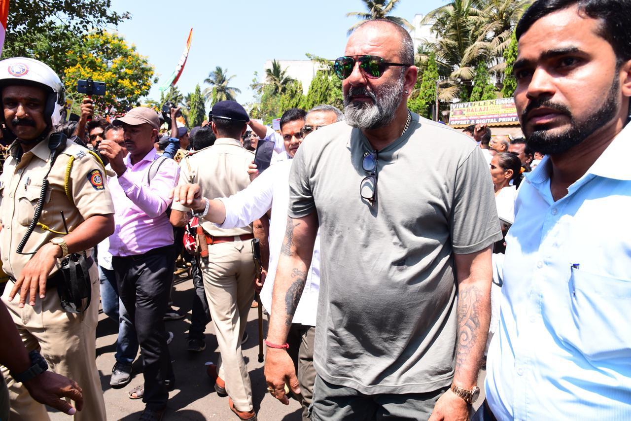 Sanjay Dutt Lok Sabha Election 2019