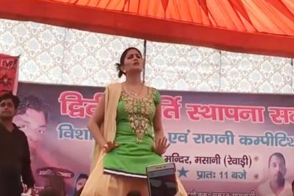 Sapna choudhary trolls on social media for dance video viral